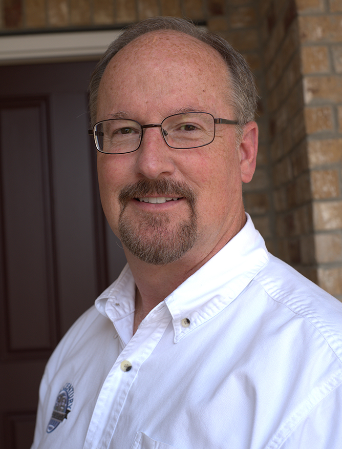 Headshot pf Jim Fuson one of our certified home inspectors
