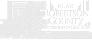 RCAR Robertson County Association of Realtors logo