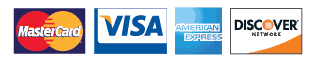 Authorize.net and credit card logos